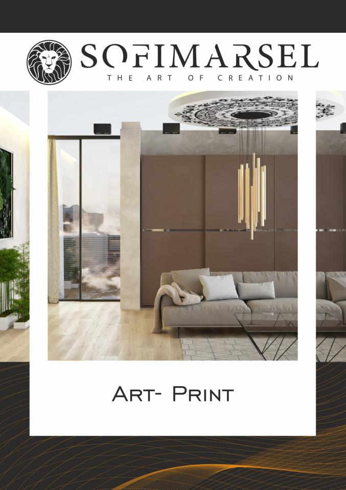 art-print {spanndecken}